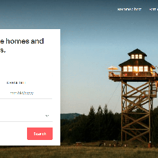 Airbnb-type design