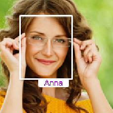 Face detection module