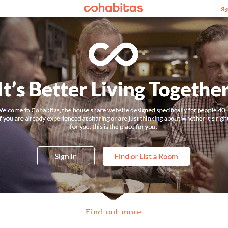 Cohabitas.com website