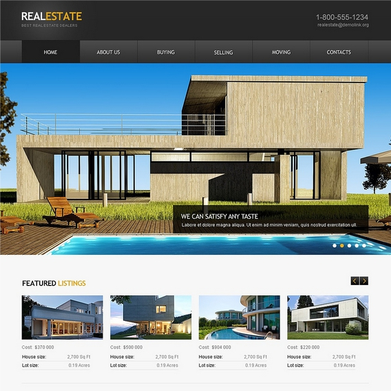 Real Estate Dealers