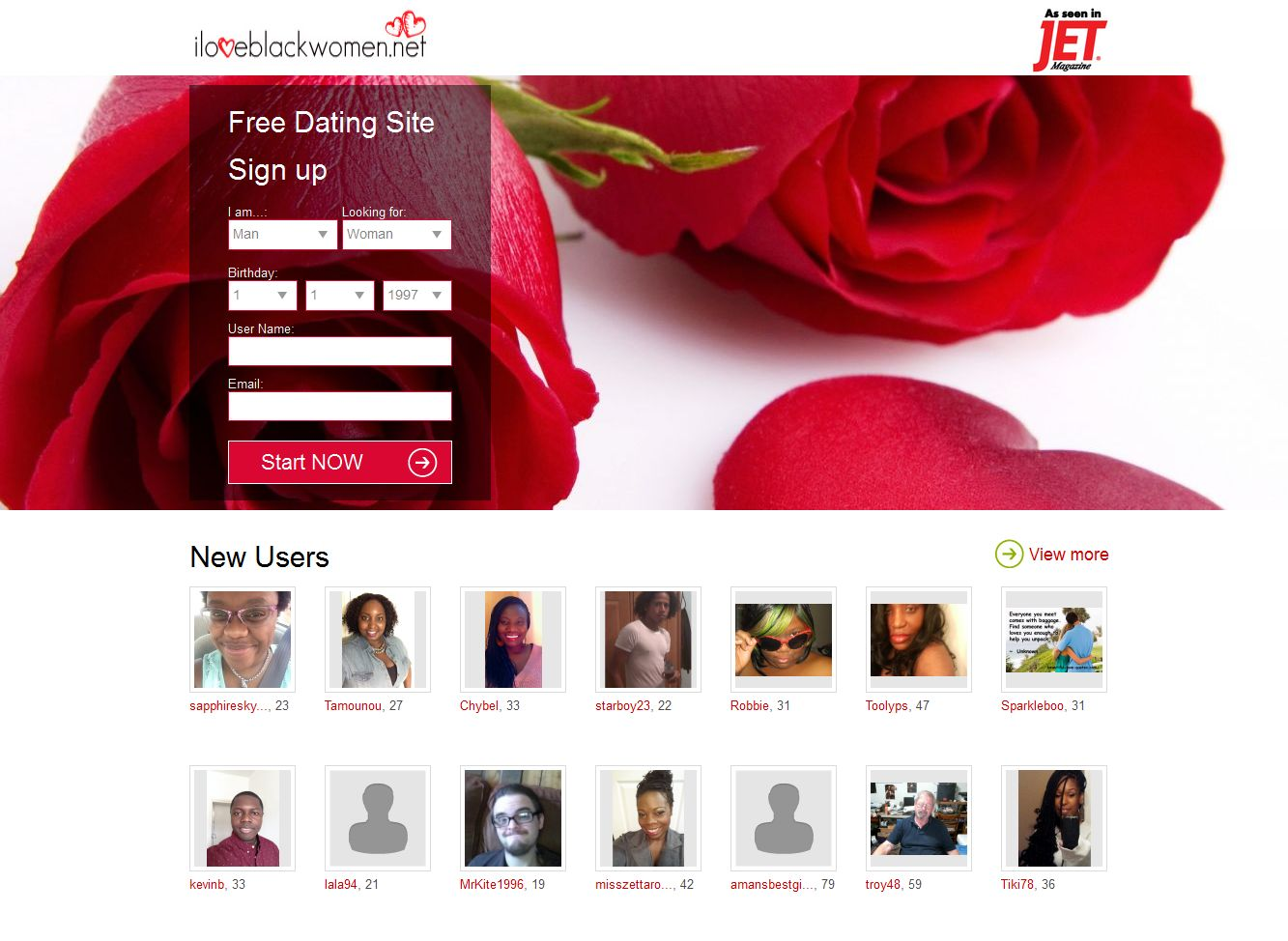 ILoveBlackWomen.net