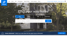 Zillow-type design