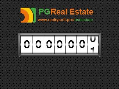 Listings counter