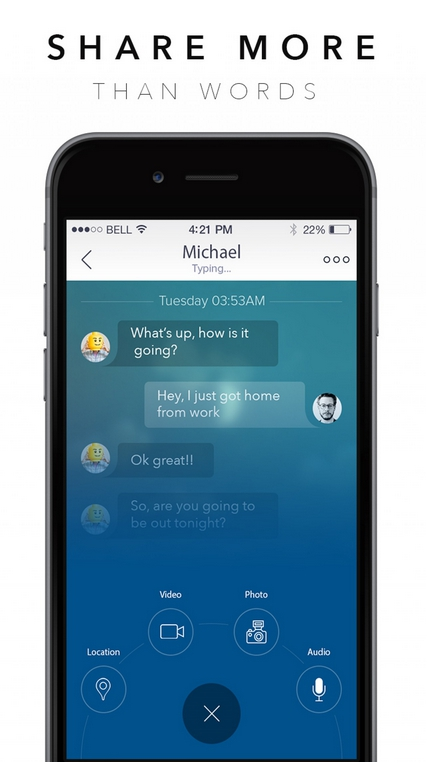 Ios-dating-chat-app