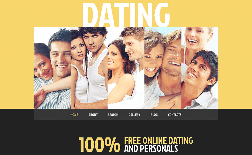 WordPress dating site